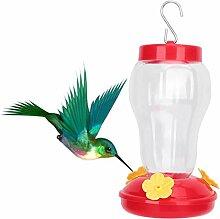 01 Mangeoire à Oiseaux en Plastique, Cintre en