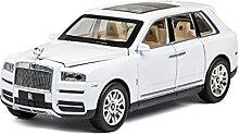 1:24 pour Rolls-Royce Cullinan Jouet Voiture