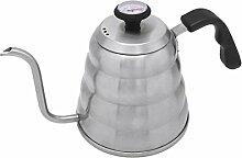 1.2L bouilloire café Gooseneck Spout Teapot avec