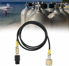 1.5m W21.8-14 DIN477 Adaptateur de réservoir de