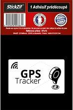 1 Adhesif Pre-Decoupe Gps Tracker