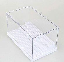 1 boîte de présentation à 3 étages pour
