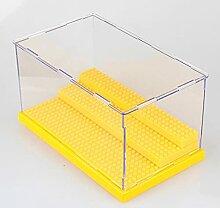 1 boîte de présentation à 3 étapes pour