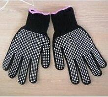 1 paire de gants résistant à la chaleur léger