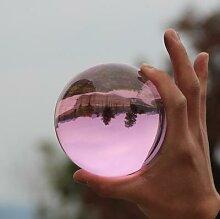 1 pièce/lot boule de cristal 30mm-100mm cristal