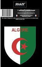 1 Sticker Algerie 1