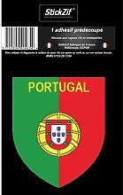 1 Sticker Portugal - STP2B