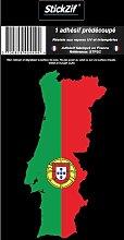 1 Sticker Portugal - STP2C