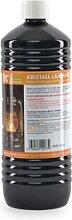 1 x 1 Litre Huile de paraffine pour lampe - inodore