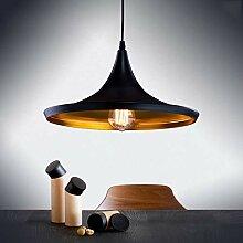 1 X E27 Métal Retro Suspensions Luminaire Lampe