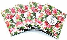 10g sachets parfumés Rose Petit–4Lot de