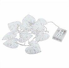 10 LED Guirlande Lumineuse Romantique en Forme De