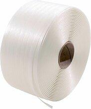 10 X (COLIS 2 BOBINES) Feuillard textile collé