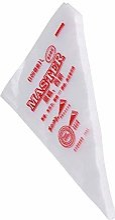 100pcs / set sac à dos jetable glaçage sac à