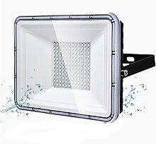 100W Projecteur Extérieur LED, YIQIBRO Eclairage