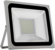 100W Projecteur LED Extérieur, Sararoom IP65 Spot