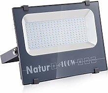 100W Projecteurs LED Éxterieur, 11000LM Spot LED