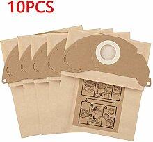 10pcs aspirateur sac poubelle papier de haute