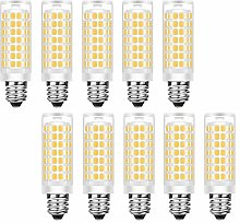 10w E12 LED Ampoule Maïs Dimmable10 Pack - 2835