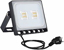 10W Projecteur LED Extérieur, Sararoom IP65 Spot