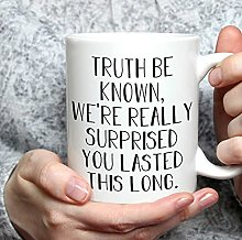 11 oz tasse à café collègue drôle laissant la