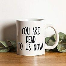 11 oz tasse à café collègue laissant cadeau