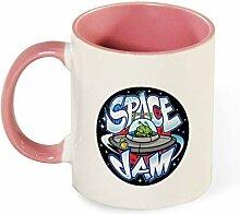 11oz Coffee Mug Space Jam E Liquid Funny Tea