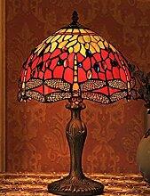 12 pouces style vintage européen vitrail