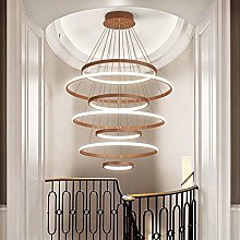 120W Moderne Suspension LED Dimmable avec