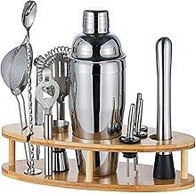14 PCS Cocktail Shaker Set, Kit D'outils À