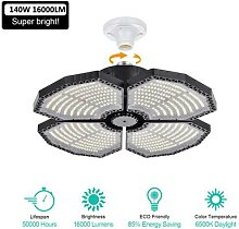 140W Réglable 4 Feuilles Déformable LED