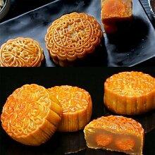 150g Mooncake Moule de Baril avec 3 pièces