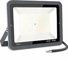 150W Projecteur LED, bapro 15000LM Spot LED