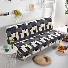 160-190cm canapé-lit couvre Polyester sans bras