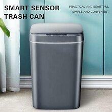 16L Intelligent poubelle capteur automatique