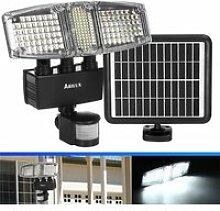 178 led Lampe Solaire Projecteur Détecteur de