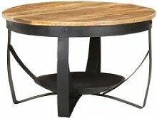 19951-Vintage Table Café - Table basse Luxueux