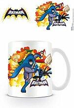 1art1 Batman Tasse À Café Mug - The Bold and The