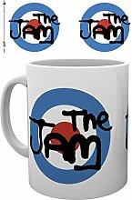 1art1 The Jam, Target Tasse À Café Mug (9x8 cm)