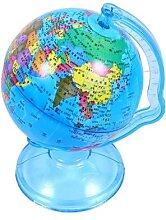 1Pc Globe terrestre Tirelire Enfants Créatifs