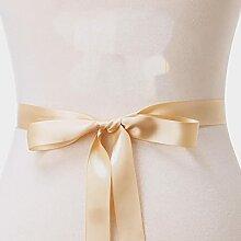 (1PC) strass ceinture de mariée mariage avec