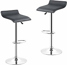 2/4 PCS, tabouret de bar, chaise de bar, rotation
