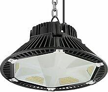 2×Anten UFO LED 200W Anti-Éblouissement Rond