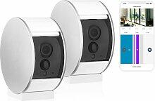 2 Indoor Camera, caméras de surveillance