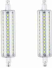2 Pcs Ampoule LED R7S À Intensité Variable