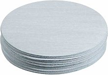 20 pièces 5 pouces oxyde d'aluminium blanc