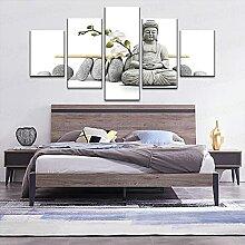 2020 Nouvelle décoration 5 Portefeuille Peinture