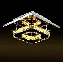 20CM Plafonnier LED Lustre Lampe de Plafond