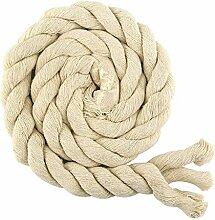 20Mm Coton Cordon Haute Ténacité Corde De Coton