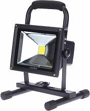 20W Projecteur Exterieur Rechargeable Portable,